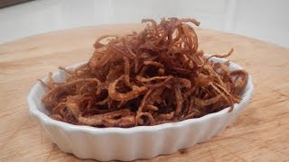 How to Brown Onions | Sanjeev Kapoor Khazana