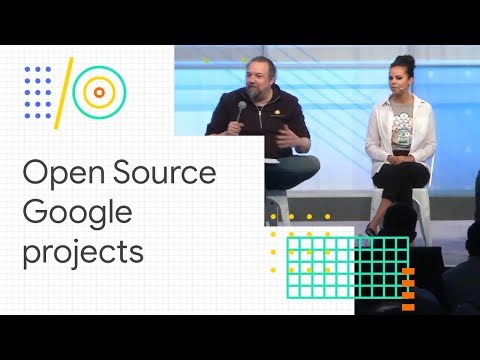 Fireside chat: building on and contributing to Google's open source projects (Google I/O '18)