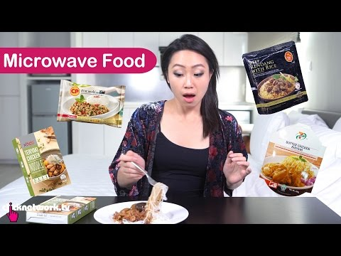 Microwave Food - Tried And Tested: EP82