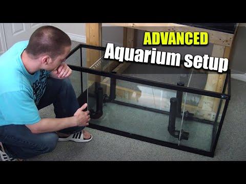 HOW TO: Set up an aquarium 2/4