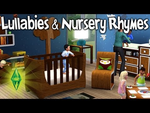 Lullabies & Nursery Rhymes from The Sims 3 Store!