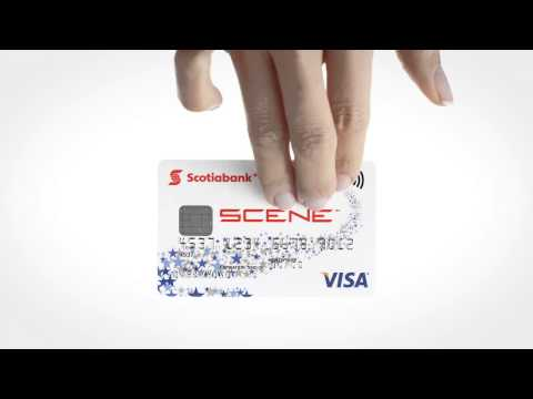 The SCENE®* VISA* Card