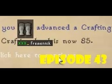 I can boost for Fury now - OsRs Ironman Progress - Episode 43!
