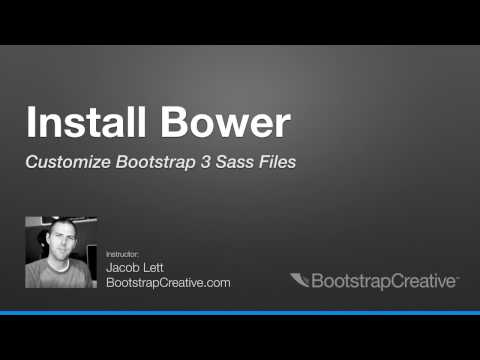 How to Install Bower with the Command Prompt on Windows 10 (2018)