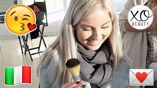 HOW XOBEAUTY BRUSHES ARE MADE, ITALY 💕 Vlog 381