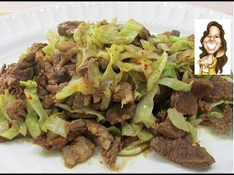 Beef and Cabbage