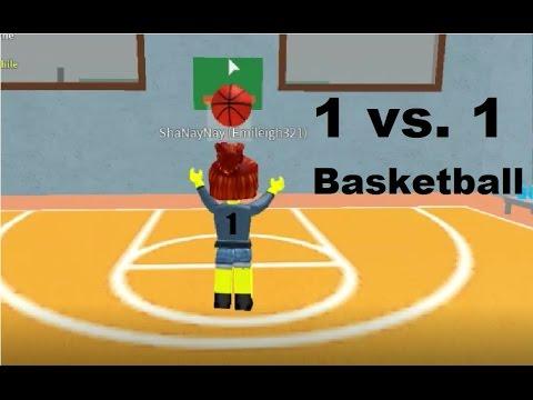 Basketball in ROBLOX | ROBLOX High School