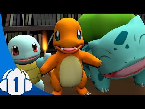 Too cute pok mon vidoemo emotional video unity - Pixelmon ep 1 charmander ...