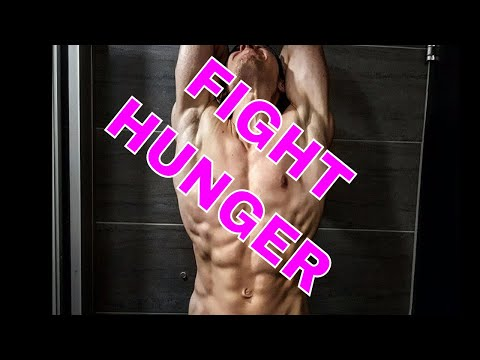 5 TIPS TO FIGHT HUNGER WHILE DIETING