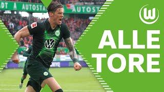 Weghorst, Arnold-Hammer und viele weitere Buden - Die Bundesliga Hinrunde des VfL Wolfsburg