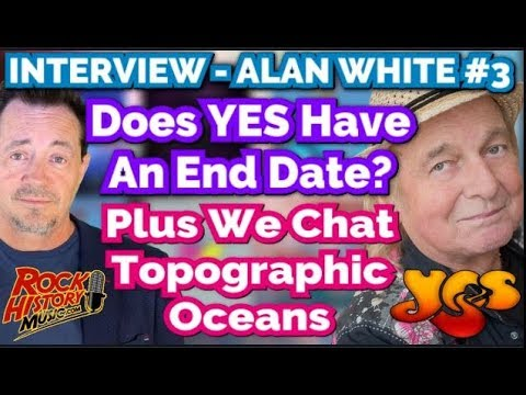 INTERVIEW: We Asked Alan White If Yes Has an Expiry Date