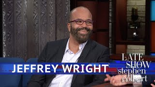 Jeffrey Wright Has Seen A Lot Of Flesh While Shooting