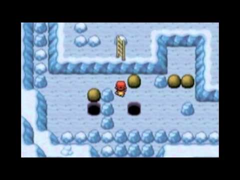 Pokemon FireRed/LeafGreen - Where to catch Pokemon #144 Articuno