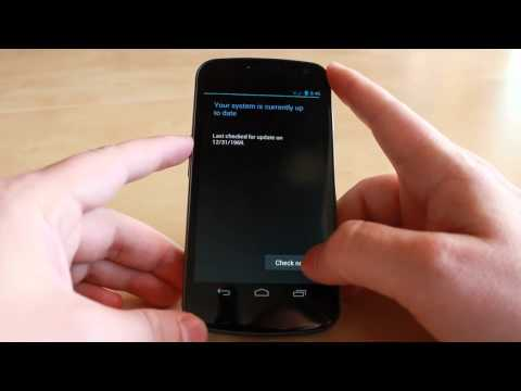 How to force your Verizon Galaxy Nexus to update to Android 4.0.4 - CNET How to