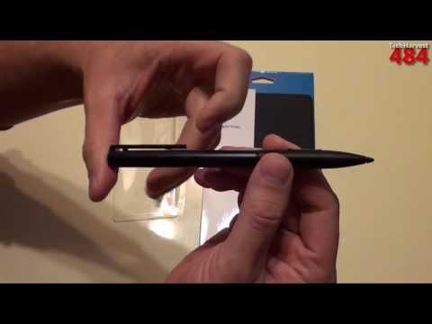 Dell Venue 8 Pro Active Stylus & Folio Case