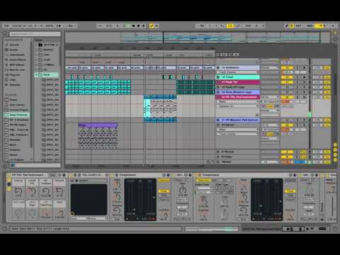 PML - Melodic Deep House Track - (Play back) Ableton Live Worakls & N'to Style