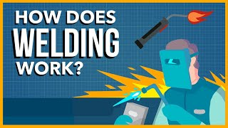 How Does Welding Work?