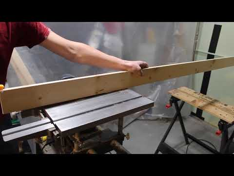 Building Shaker Doors with ShopSmith and a Radial Arm Saw