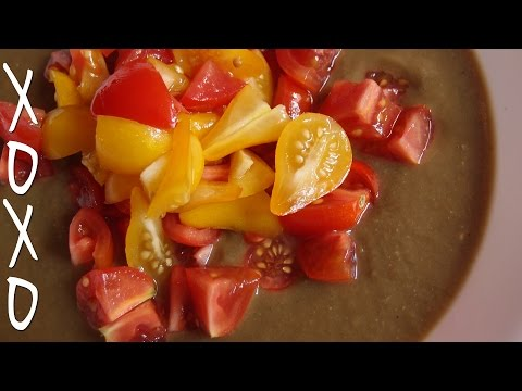 Lentil Soup w/ curry butter & tomatoes | xoxo cooks ep. 15