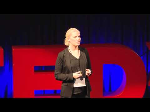 The power of intuition | Katrine Kjaer | TEDxHSG