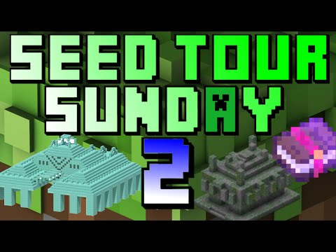 AMAZING Minecraft Ps3 & Xbox 360 TU35 Seed | JUNGLE TEMPLE AT SPAWN, MONUMENT, 2 LIBRARIES