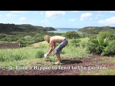 How to make nomadic sandals