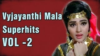 Vyjayanthimala Superhit Song Collection (HD)  - Jukebox 2 - Evergreen Song - Old Is Gold