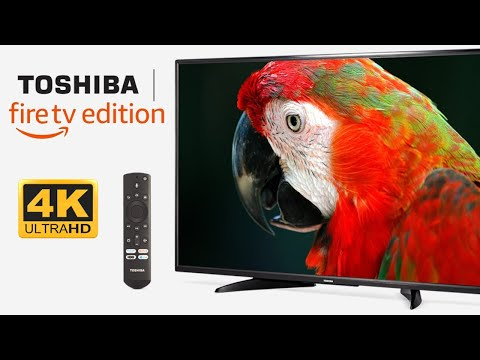 NEW Amazon 4k TV (Actual TV with Fire TV Stick built in / Fire OS)