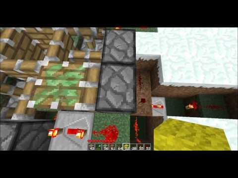 Minecraft - Four Sources Ice Generator