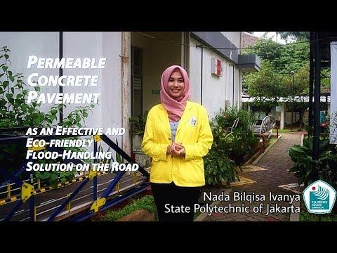 Mawapres Politeknik Negeri Jakarta 2018 -  Nada Bilqisa Ivanya