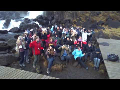 Fareham Academy - Iceland 2014