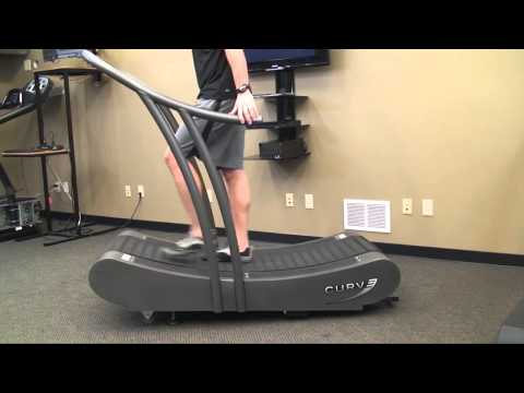 How to Use the Curve Treadmill
