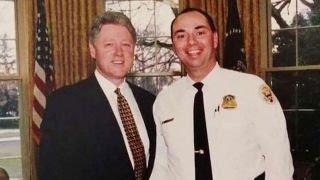 Former Secret Service officer on Bill Clinton