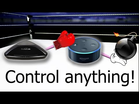 How to Control practically anything with Alexa