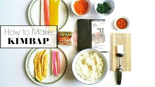 Download How To Make Quick & Tasty Kimbap Video
