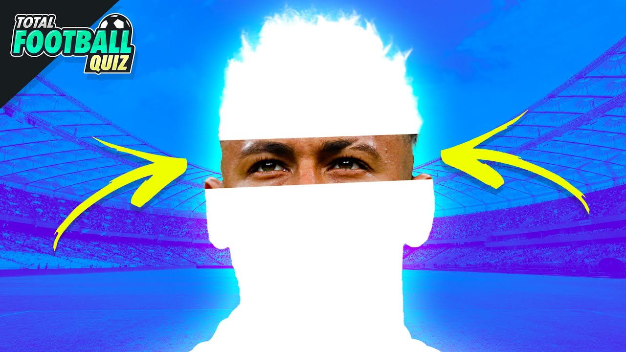 GUESS THE FOOTBALL PLAYER BY THEIR EYES   QUIZ FOOTBALL 2021