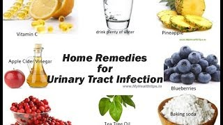 Best Home Treatment For Urinary Tract Infection