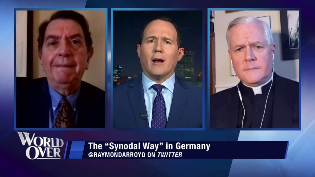 World Over - 2021-02-25 - The Papal Posse with Raymond Arroyo
