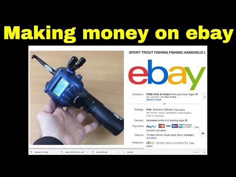 How to make money on ebay - 13 items sold - Full time UK reseller