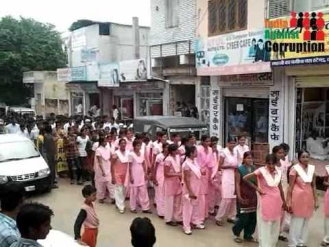 Xxx Mp4 School College Students Maha Rally Kuchaman City India Against Corruption 3gp Sex