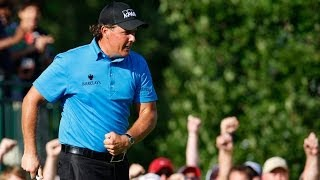 Top 10 Phil Mickelson Shots On The Pga Tour
