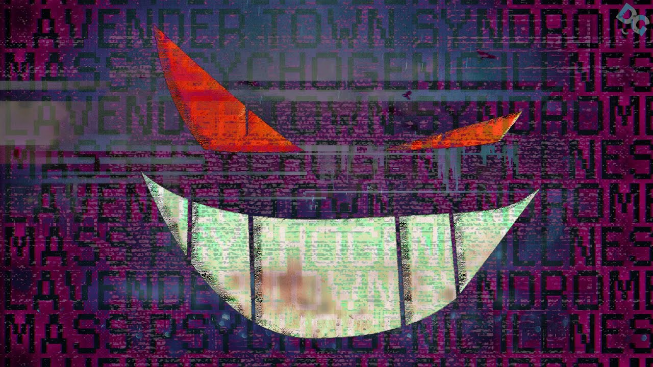 Why Were We So Obsessed With Lavender Town?   Psych of Play