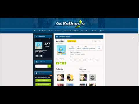 Promote your tumblr and get / gain more followers