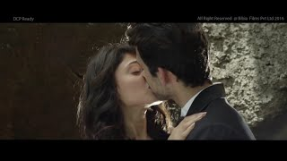 Happy birthday kissing scene longest kiss ever in bollywood indian actress and actor