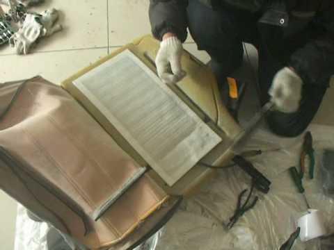Universal Heated Seat DIY