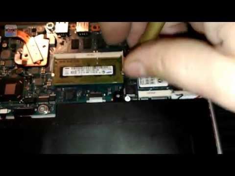 Open Toshiba Portege Z830-10D Ultrabook - SSD - RAM - BATTERY - BIOS
