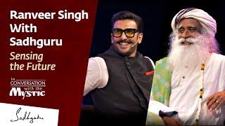 Ranveer Singh With Sadhguru - In Conversation with The Mystic @IIMBue 2018