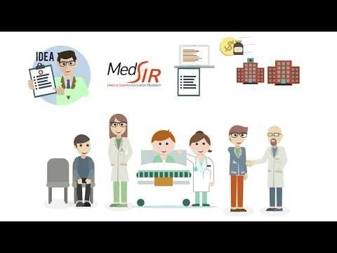 MedSIR design and management of clinical trials