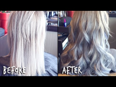 ↓ TAPE IN HAIR EXTENSIONS | HAIR TRANSFORMATION ↓