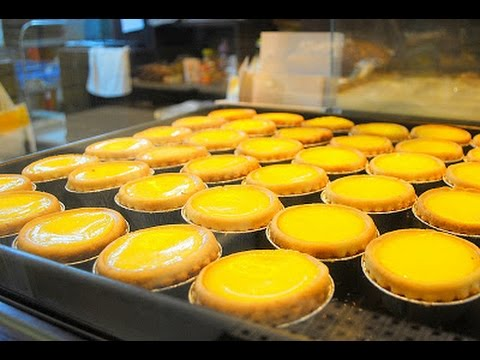 How to Make Puff Pastry Egg Tarts  酥皮蛋撻 - Ready to Bake & Taste Testing